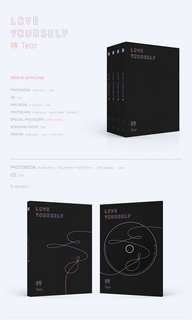 [Last Call for First Pressed] BTS - Album Vol.3 [LOVE YOURSELF 轉 'Tear']
