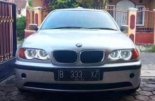 BMW 318i E.46 (Facelift) Tahun 2001