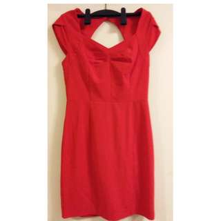 Red FOREVER 21 - size M