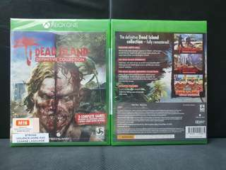 [BN] XBOX ONE Dead Island Definitive Edition (Brand New)