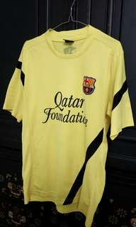 Jersey/Kaos bola training Barcelona
