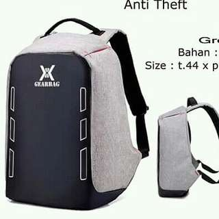 💕tas gear bag anti theft  💕 detail cek pict   💰IDR 120000