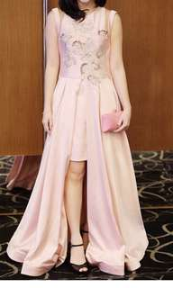 Pink Gown Taylor Swift Style