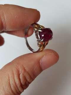 Vintage ladies ring