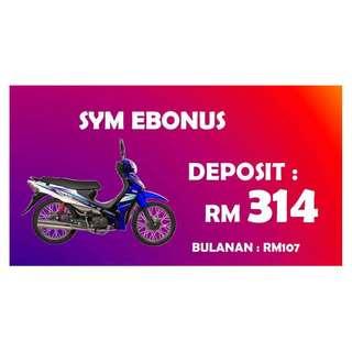 bonus / sport rider125