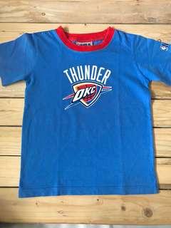 Thunder OKC top