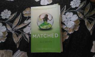 Matched by Ally Conde