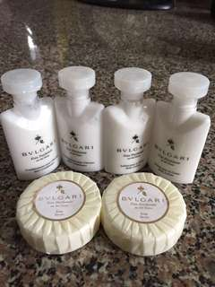 Hair Conditioner, Body Lotion, Soap