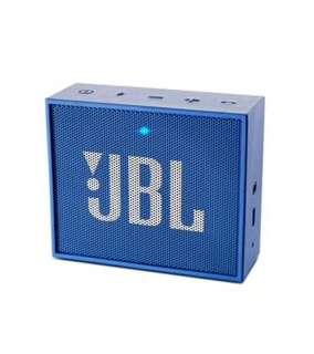 Bluetooth Portable Speaker JBL GO (BLUE)