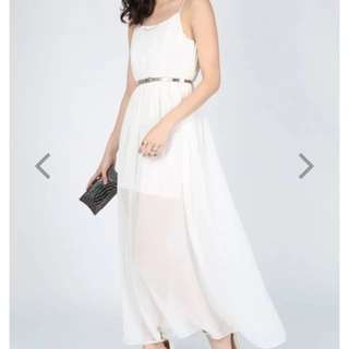 Love Bonito Mallory Dress White