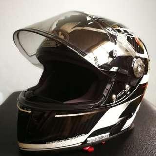 Airoh GP500 Carbon Kevlar Fullface Helmet