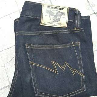 Jual Mischief Denim Iron Label