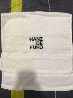 Hanz de fuko brand new face towel