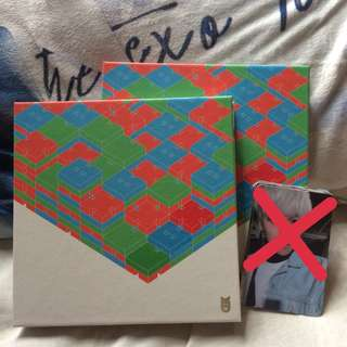 [WTS/MY] EXO-CBX Blooming Days Albums (UNSEALED)