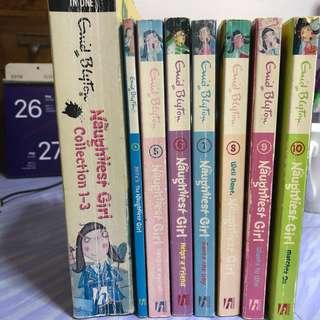 Enid Blyton - Naughtiest Girl Series (Book 1-10)