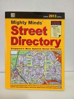 Mighty Minds Singapore Street Directory