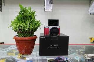 Camera fujifilm XA3  Promo cicilan 0%