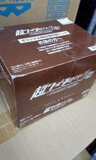 全新 日本 店舖限定 Bandai One Piece 海賊王 Super Styling EX Strawhat Pirates 1 Box 4款 Luffy Chopper Franky Brook