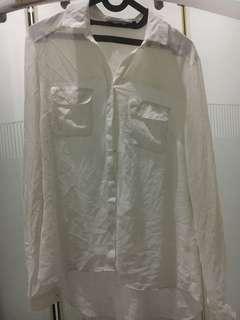 Kemeja putih new look