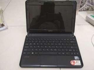 Di Jual cepat! Notebook Axioo W217CU/ CJM