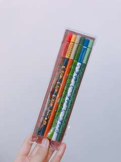 國家博物館紀念鉛筆