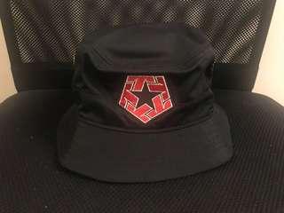 Black Pako Bucket Hat