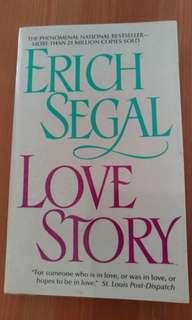 Erich Segal Love Story