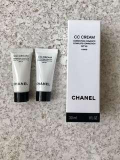 Brand New! Chanel CC Cream 10Beige