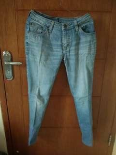 Skinny Jeans Bodytalk/ Jeans jual murah/ Lightblue jeans