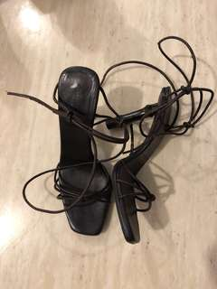 Authentic Tom Ford for Gucci bamboo heels