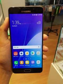 Samsung A7 2016 with amoled burn