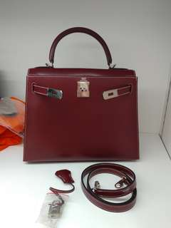 Hermes kelly 28 epsom rough H