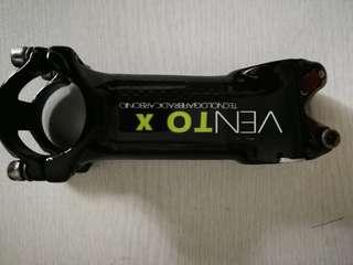 Ventox Stem aluminum 90mm 8°