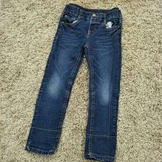 LEE GIRL JEANS