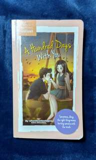 Wattpad book (a hundred days with you)