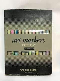 2盒,不同色 - 日本Yoken雙頭酒精Maker