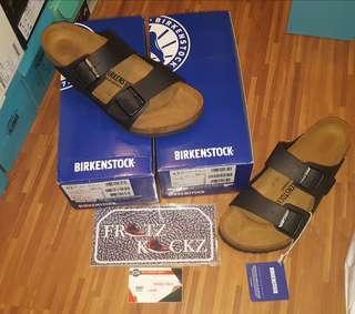 Birkenstock Arizona Soft Bed sz: 42 fits to 9 / 43 fits to 10