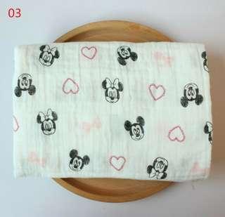 Baby muslin/swaddles/blanket