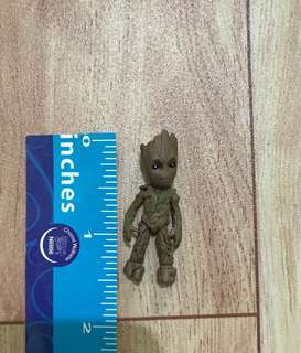 Marvel Select Baby Groot Articulated 1.5 inches tall