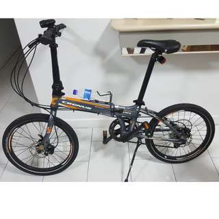 Cronus Tempo Foldable Bicycle