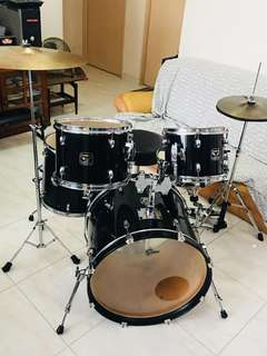 Gretsch Acoustic Drums