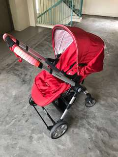 Cheap and Good Jogging Stroller! Jolly