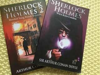 Sherlock Holmes (1 & 2 series)
