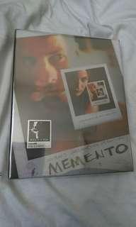 全新 絕版 凶心人 韓版 幻變 藍光 鐵盒 Brand New Memento Korea Lenticular Bluray Steelbook