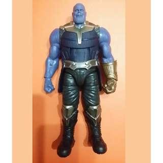 Hasbro Marvel Legends 6吋 復仇者聯盟-無限之戰套裝1 BAF~ 魁隆 Avengers Infinity War Wave 1~Thanos