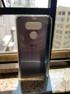 LG G6 Original Flip Case Blue Brand New