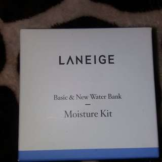 Laneige Basic & New Waterbank