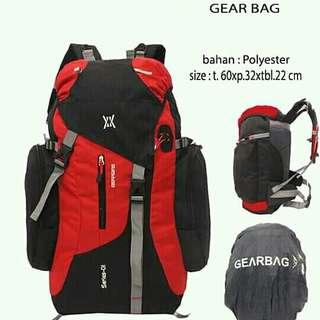 💕tas ransel gear bag  💕 detail cek pict   💰IDR 165000