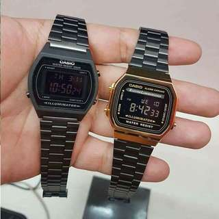 COUPLE  CASIO WATCH