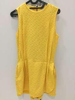 Jumpsuit pendek Zara